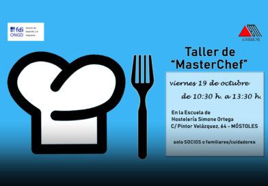 Taller de MasterChef – AMDEM