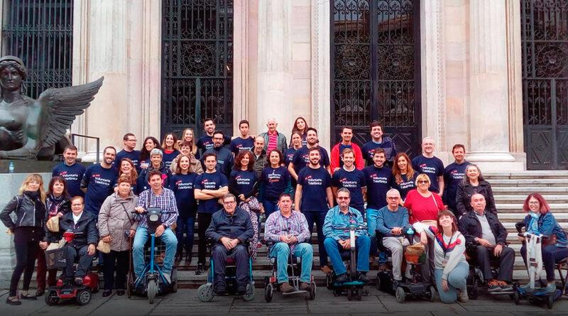 Voluntariado Fundación Telefónica – AMDEM