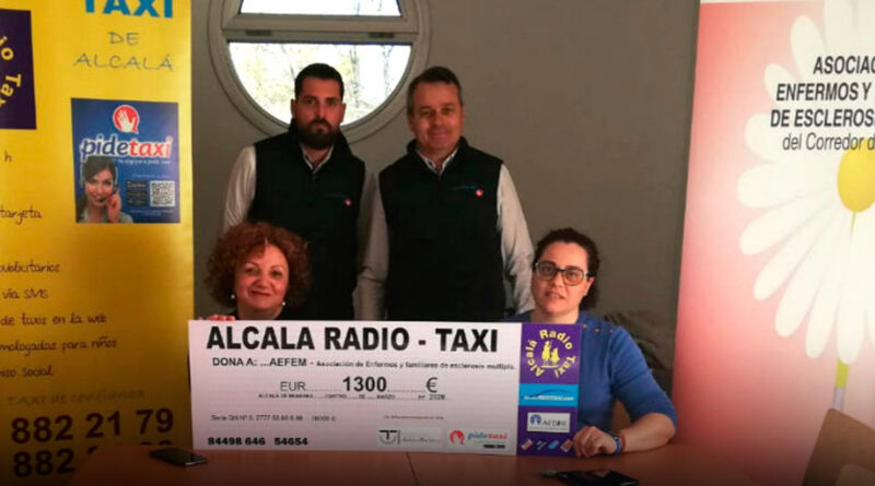 Cheque Solidario Radio Taxi – AEFEMCH