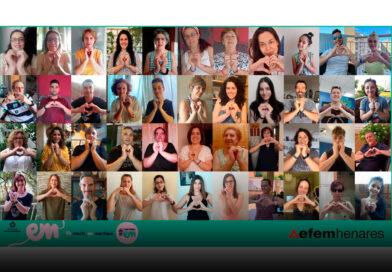 AEFEMCH se llena de corazones por el Día Mundial de la EM