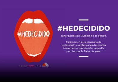 Participa en #HeDecidido