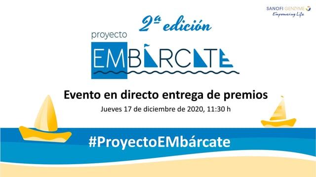 AEFEMCH gana el Premio Velero en la 2ª Edición de los Premios Embárcate